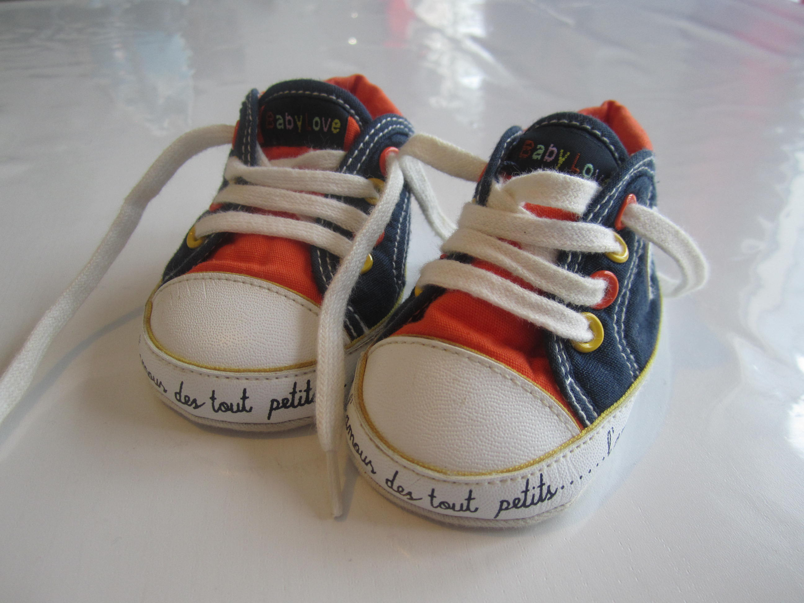 acheter en ligne 92302 9564c Chaussures bébé garçon de la naissance à taille 22 ...