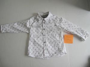 chemise de l'ensemble