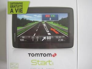 GPS TOMTOM START 25